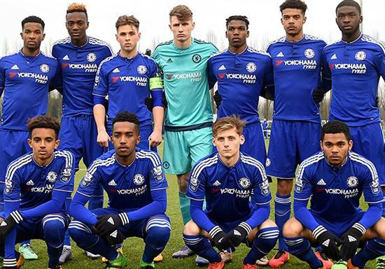 Youth Team Squad
