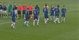 Under-18s hit eight as Development Squad come from behind to go top